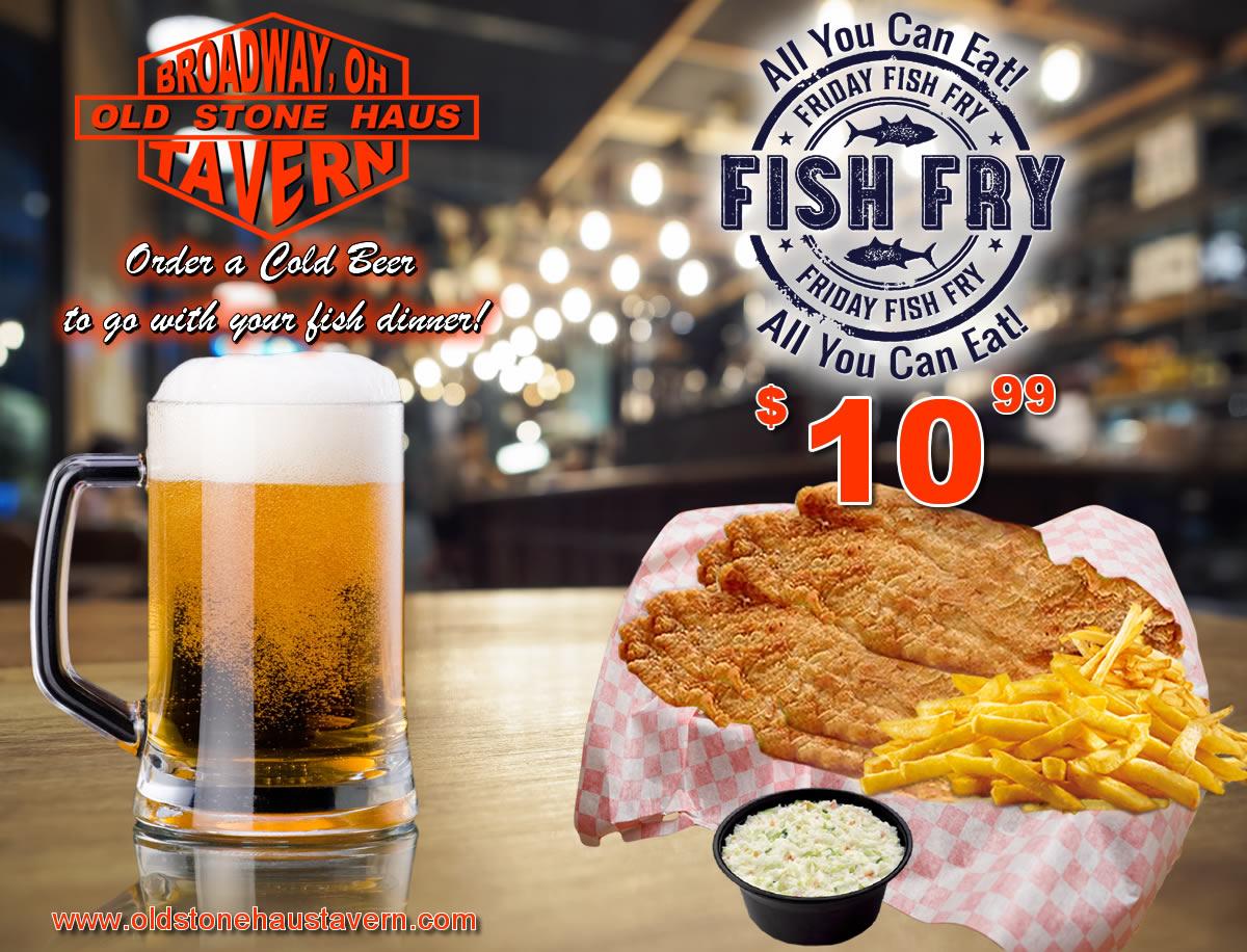 FridayFishFryandColdBeer