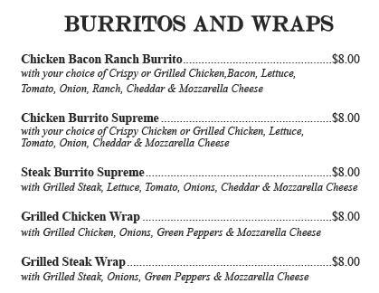BurritosandWraps